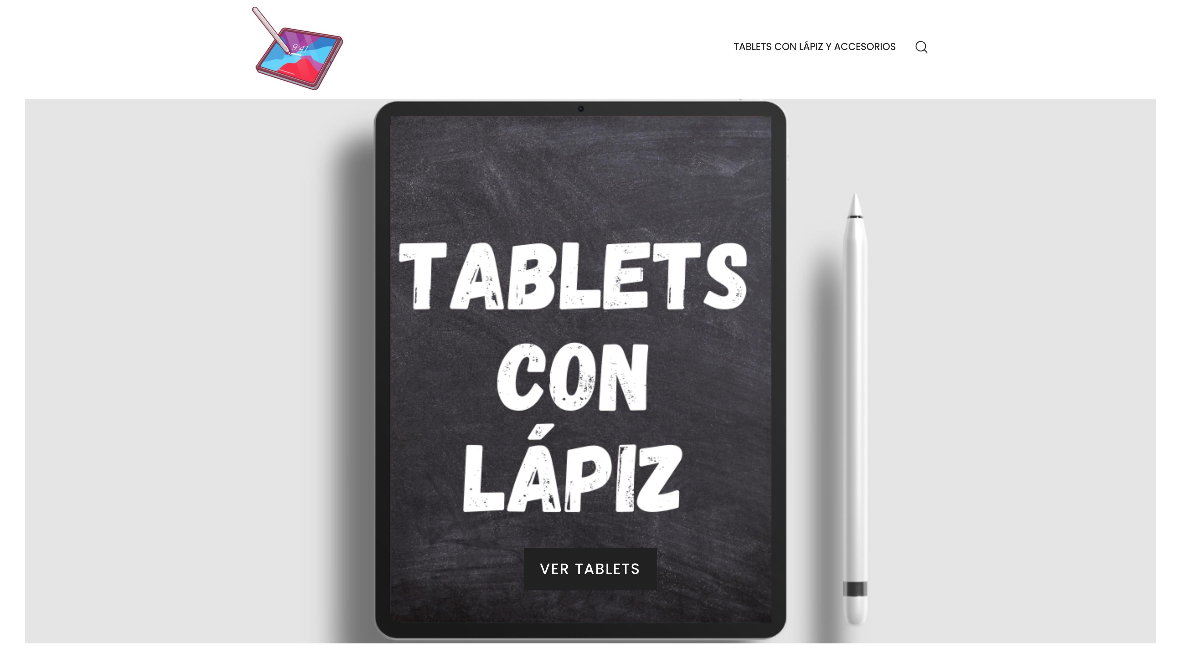 Tablets Con Lápiz